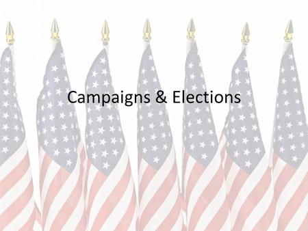 Campaigns & Elections. Voting Voting is both a right and a responsibility. Voting is also called suffrage or enfranchisement. Qualifications for voting: