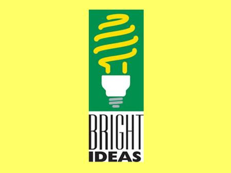 Bright Ideas Grant Program Sponsored by Jones-Onslow EMC and North Carolina's Touchstone Energy Cooperatives.