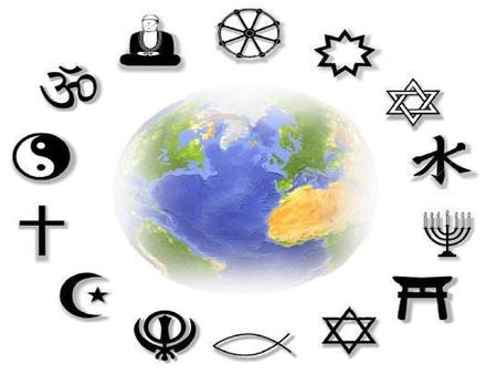 Objective I can recognize the major beliefs of the five major world religions.