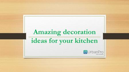 Amazing decoration ideas for your kitchen. Adorn blue and white look Add a little color to your kitchen. Splash light blue color on your kitchen cabinets.