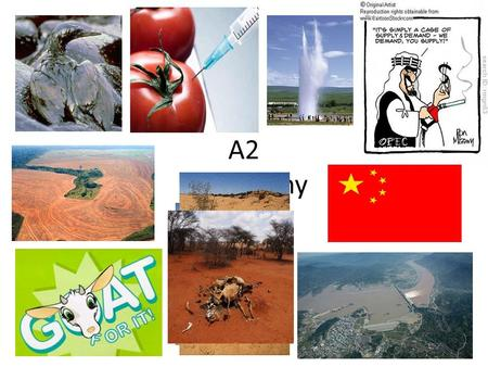 A2 Geography. Slide 4 SESSION 3: Unit 3 – Contested Planet – key themes Unit 3, Contested Planet, forms the core of A2 Geography. The unit aims to.
