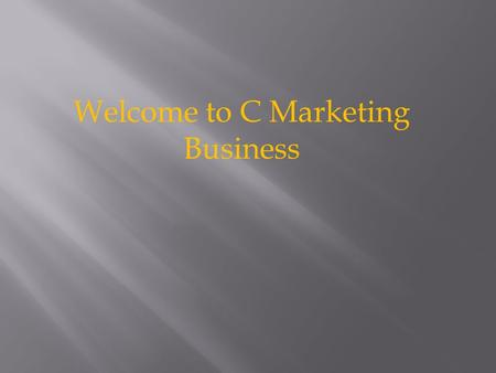 Welcome to C Marketing Business. These days there are lots of Graphic Designers providing services on-line. Perhaps too several. This article covers some.