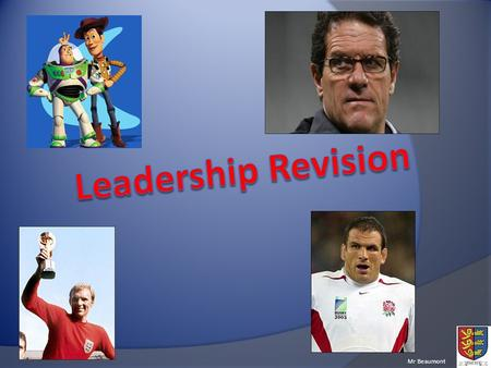 roles of an effective sports leader Center for creative leadership, ccl leadership role increases the level of stress more than 60 percent of surveyed leaders cite their organizations as fail-.