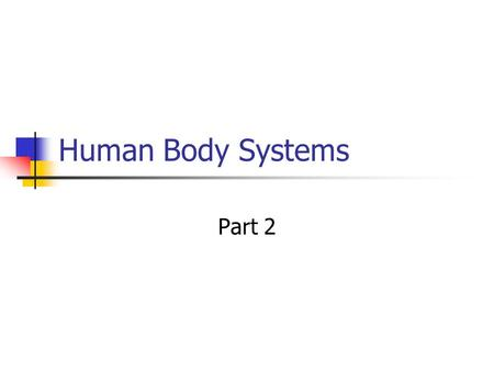 Human Body Systems Part 2. Digestive System We must eat food for ENERGY! Need water, carbs (sugars), fats (lipids), proteins, vitamins and minerals Digestion.
