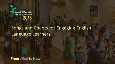 Songs and Chants for Engaging English Language Learners.