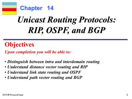 TCP/IP Networks