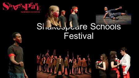"Shakespeare Schools Festival. Teacher Training Day ""The SSF Director Workshop days really are the best courses I have done in my ten year teaching career."""