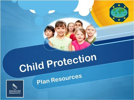 Child Protection Plan Resources. Ministry Volunteer Code of Conduct NAD – YOUTH/CHILDREN'S.