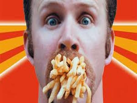 SUPER SIZE ME Morgan Spurlock decided to make this documentary about the fast food industry when he heard the story of two girls suing McDonald's in the.