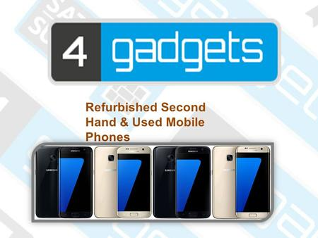 Refurbished Second Hand & Used Mobile Phones. Galaxy Core Prime Black Galaxy-s5 White S6 Black.