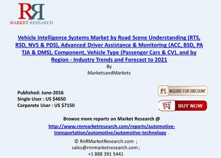 Vehicle Intelligence Systems Market by Advanced Driver Assistance & Monitoring