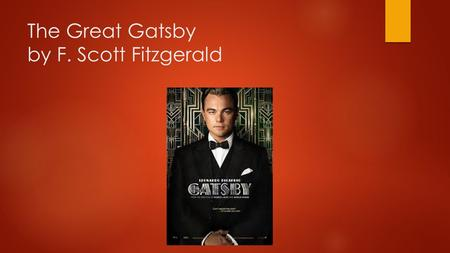 an overview of the symbolism in f scott ftzgeralds the great gatsby