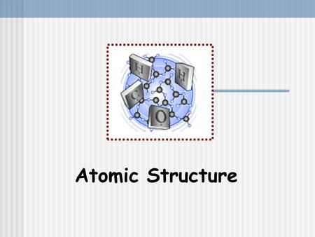 Atomic Structure. Nucleus Electron cloud An atom has two main parts.