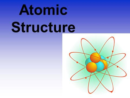 Atomic Structure Subatomic particles Electron Proton Neutron NameSymbolCharge Relative mass e-e- p+p+ nono +1 0 ~0 1 1 Electrons and protons have equal.