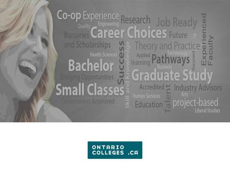 Think you know college? Think again. Meeting labour market demands What college used to be: Colleges offered hands-on, skills-based training; and universities.