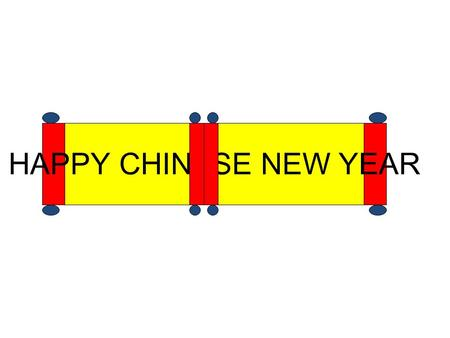 HAPPY CHINESE NEW YEAR. Teaching Plan- Chinese New Year Group 3.