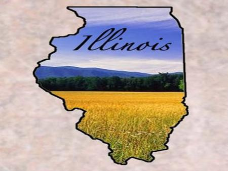 When you think of Illinois do you think of these?