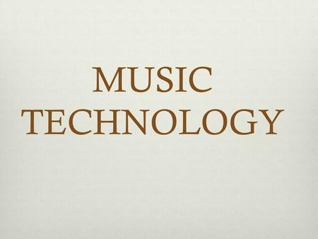MUSIC TECHNOLOGY. Naxos Present.me How to REGISTER: facebook, google, or other.
