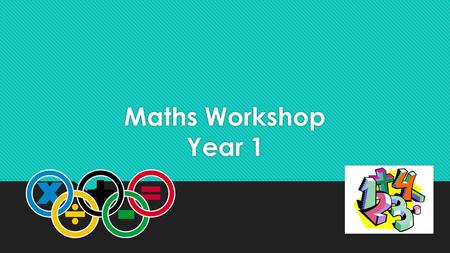 Maths Workshop Year 1. How the mathematics curriculum has changed.  Higher expectations overall.  All concepts are covered in a greater depth.  All.