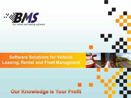 Software Solutions for Vehicle Leasing, Rental and Fleet Managment.