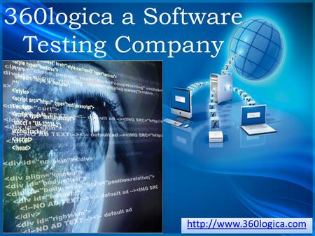 360logica a Software Testing Company