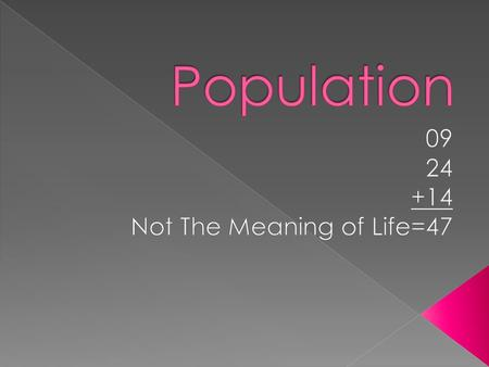  What are the problems of overpopulation? car·to·gram n. A presentation of statistical data in geographical distribution on a map.