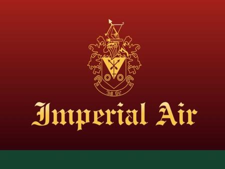 Imperial Air, a vertical of Imperial Holdings headed by Mr. Manav Singh, is a Luxury Charter Airline that provides unparalleled Charter Services & Aircraft.