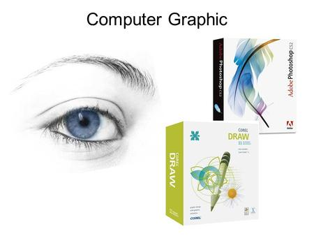 Computer Graphic. Raster graphics In computer graphics, a raster graphics image, digital image, or bitmap, is a data structure representing a generally.