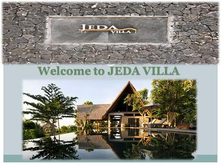 Welcome to JEDA VILLA. Renting a villa in Bali from Jeda Villa will ensure you of spending private and luxurious vacation in exotic Bali. By staying at.