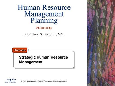 a critique of human resource management by mathis and jackson Human resource management: essential perspectives, 6th edition robert l mathis, john h jackson published: © 2012 print isbn: 9780538481700.