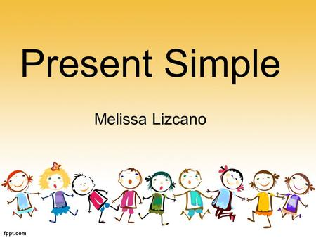 Present Simple Melissa Lizcano. James is a taxi driver. He drives a taxi. But on Sundays he doesn't drive his taxi. He stays at home. The verb be, drive,