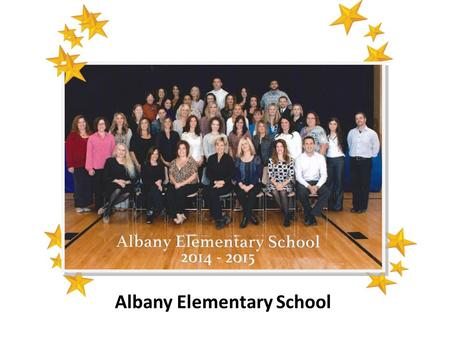 2013-2014 SCEP Evaluation Albany Elementary School.