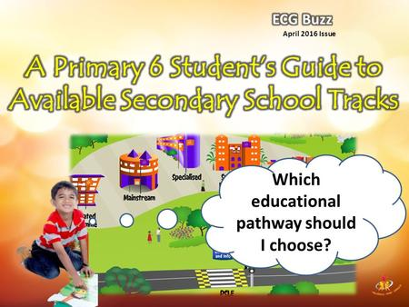 Which educational pathway should I choose?.