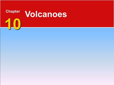 10 Chapter 10 Volcanoes. What is a Volcano? A mountain formed of lava/pyroclastic material.