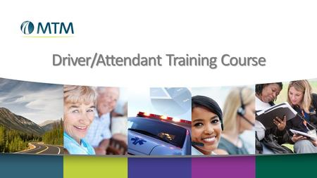 Driver/Attendant Training Course. Agenda  Welcome  Americans with Disabilities Act (ADA) & civil rights  Nevada Regulations Overview  Transporting.