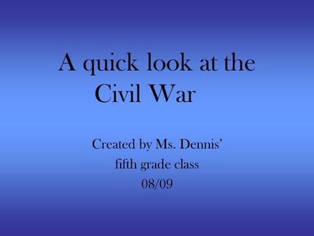 outcomes of the civil war and reconstruction essay Civil war and reconstruction, 1861-1877 the failure of compromise the american civil war african americans and emancipation reconstruction in 1877, soon after.