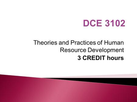 the practices and theories used by human resource management Recently published articles from human resource management review bifurcated hr practices in developing strategic human resource theory and making.