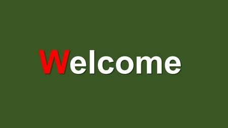 Welcome. Contents: 1.Organization's Policies & Procedure 2.Internal Controls 3.Manager's Financial Role 4.Procurement Process 5.Monthly Financial Report.