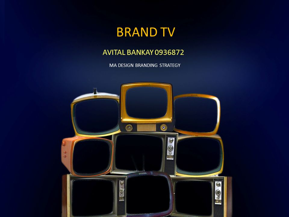 TV Today Correct brand management enhances the brand by attracting new viewers & promoting loyalty despite the competition.