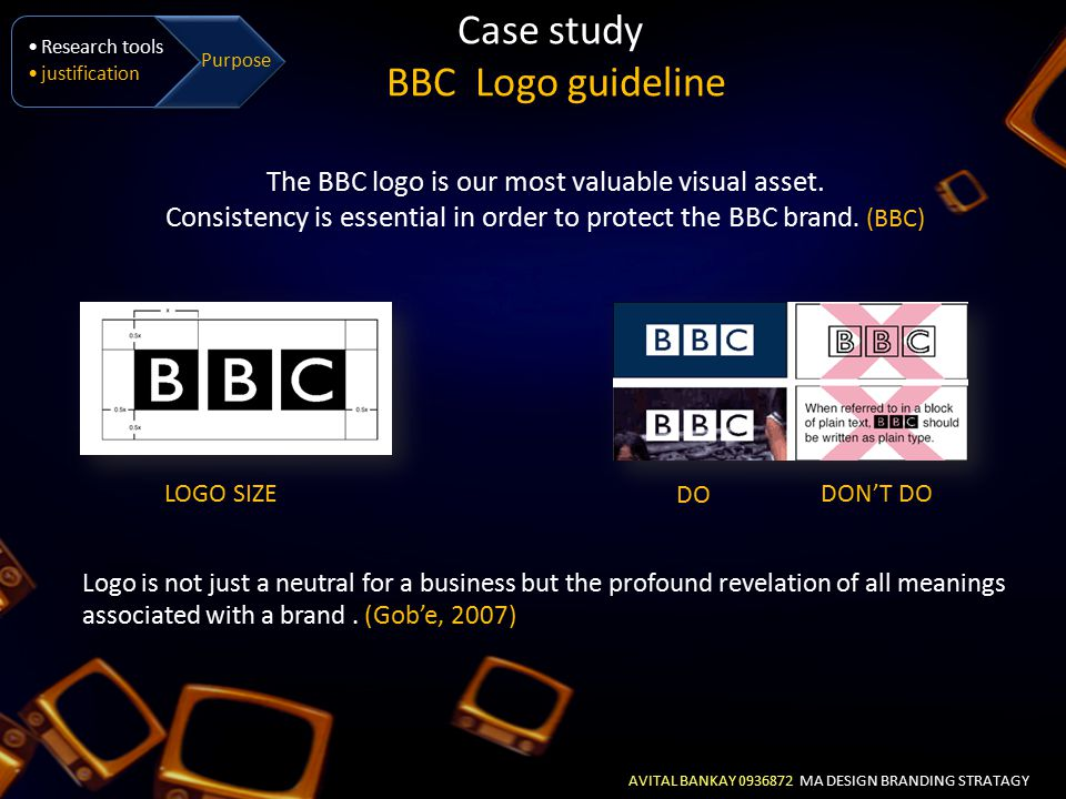 Case study BBC Channels VS Yes channel Promo for event AVITAL BANKAY 0936872 MA DESIGN BRANDING STRATAGY BBC Channels TrailersYes Channel Trailers