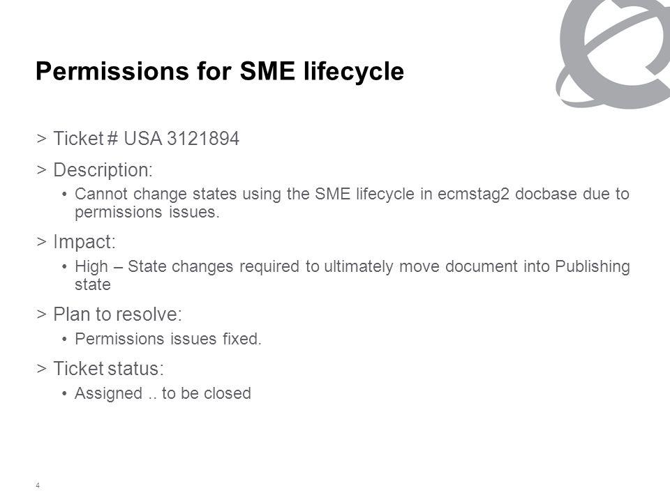 5 ks_module & ks_publishable lifecycles not available >Ticket # USA 3121895 >Description: Ks_module and ks_publishable lifecycles not implemented in ecmstag2 docbase.