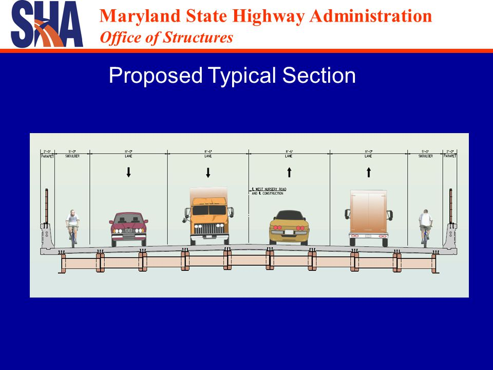 Maryland State Highway Administration Office of Structures Maryland State Highway Administration Office of Structures Satellite View of Location