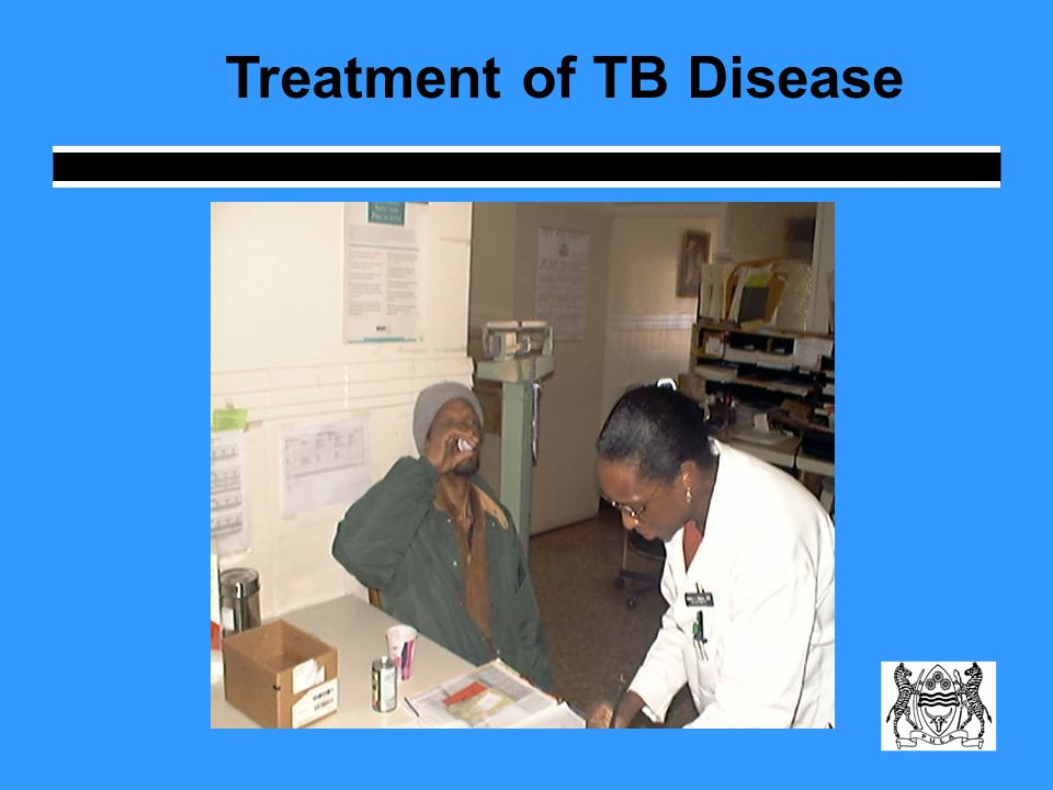 Factors Guiding Treatment Initiation Epidemiologic information –e.g., circulating strains, resistance patterns Clinical, pathological, chest x-ray findings Microscopic examination of acid-fast bacilli (AFB) in sputum smears