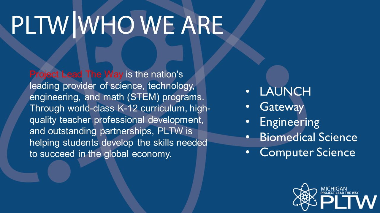 PLTW Launch curriculum includes 24 modules aligned to grade-level standards.