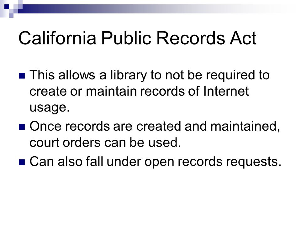 Librarians giving tip offs Recognizing patrons through records in the library then alerting authorities, could be wrong.