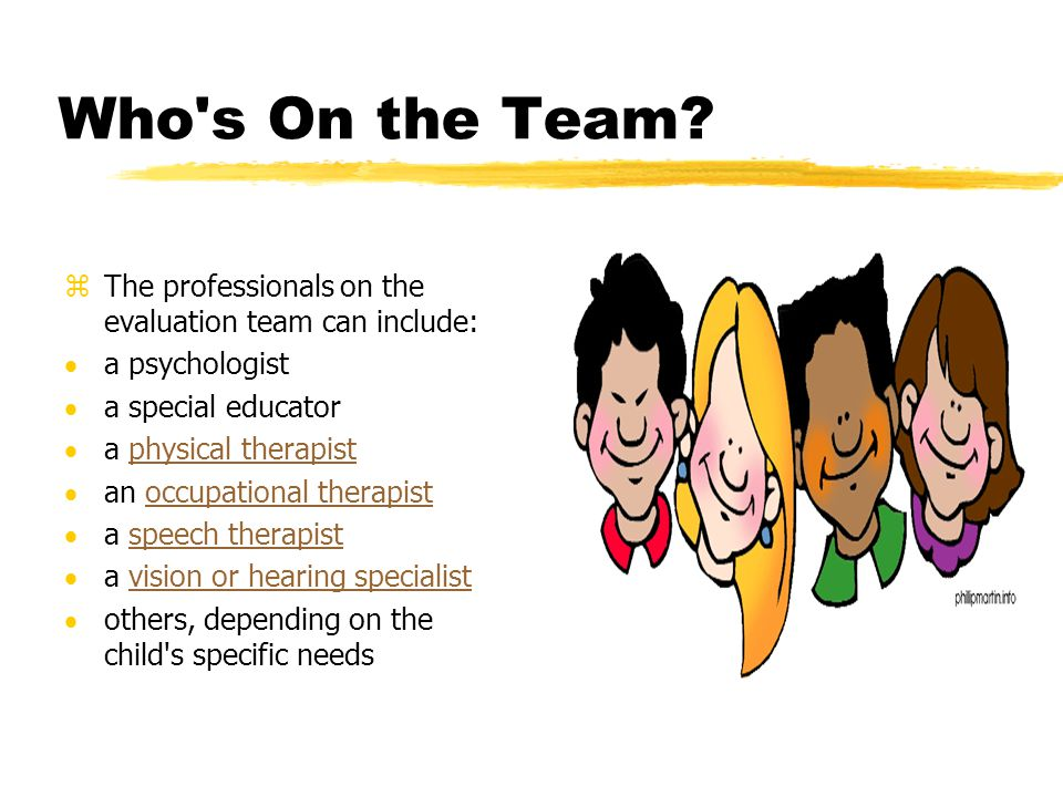 zOnce the team members complete their individual assessments, they develop a comprehensive evaluation report (CER) that compiles their findings, offers an educational classification, and outlines the skills and support the child will need.