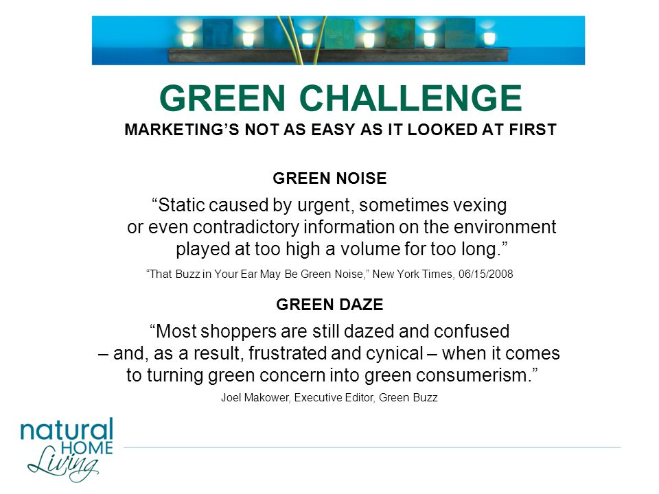GREEN SOLUTION Thirteen 30-minute broadcast episodes that broaden into companion Web sites, digital extensions and print components offering what no other green media can: a clutter-free environment with the most authentic print/online partners on the nation's most trusted media platform aggregating the largest, most engaged audience THE POWER OF AUTHENTICITY: ENGAGEMENT, CLARITY, REACH