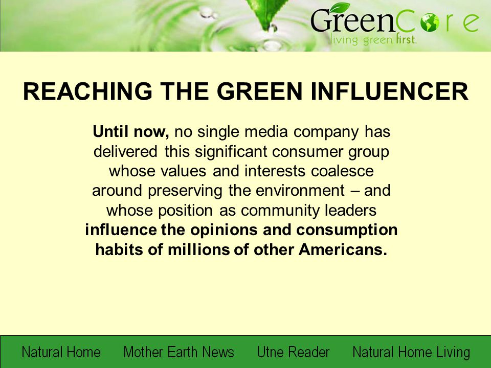 Natural Home: As the country's only consumer magazine and website dedicated to green building and remodeling, and sustainable lifestyles, Natural Home is the unchallenged authority in the space, providing inspiration, resources and practical advice.