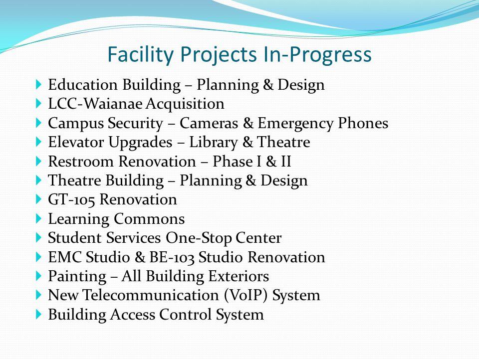 Education Building – Site Location
