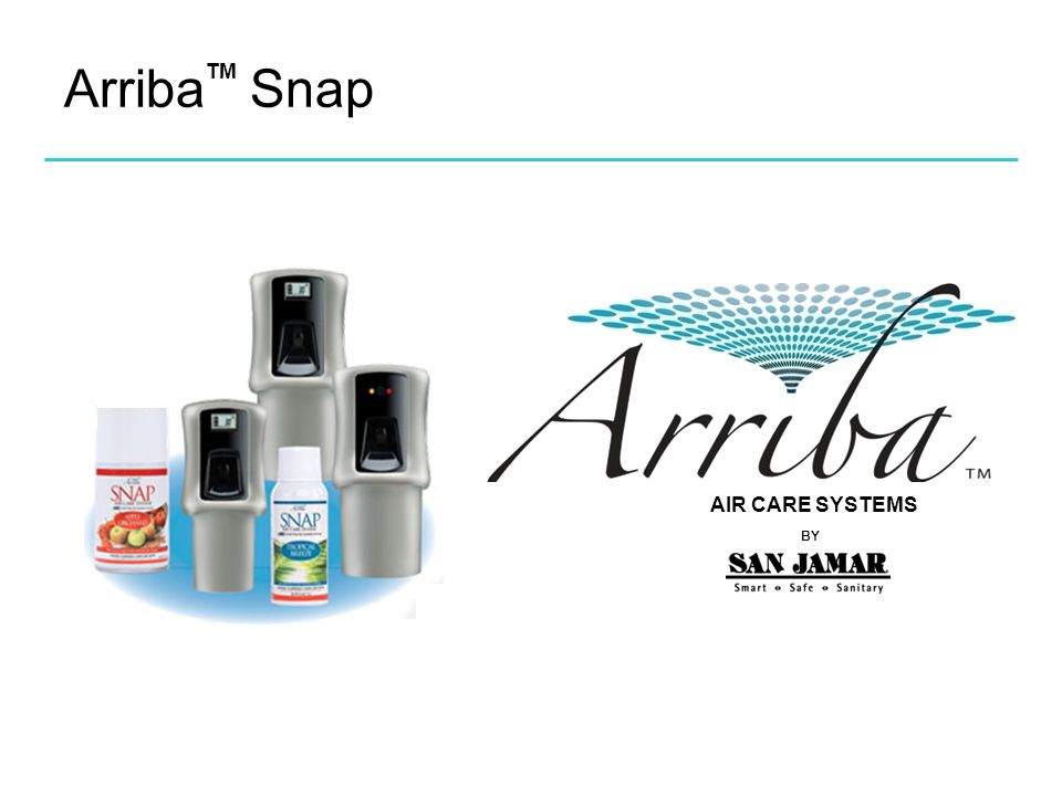 Arriba Snap QuickLoad™ Feature –Easy one handed refill change.